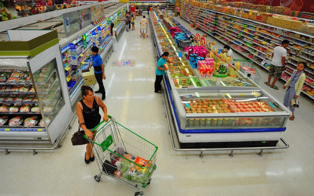 Фото супермаркета Tesco Lotus