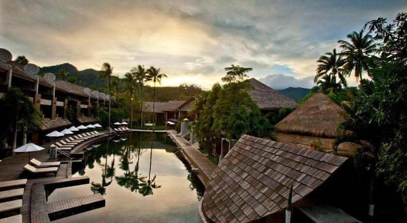 Фото территории отеля Дева Ко Чанг
