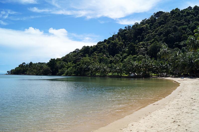 Все пляжи Ко Чанга. Фото пляжа Бай Лан