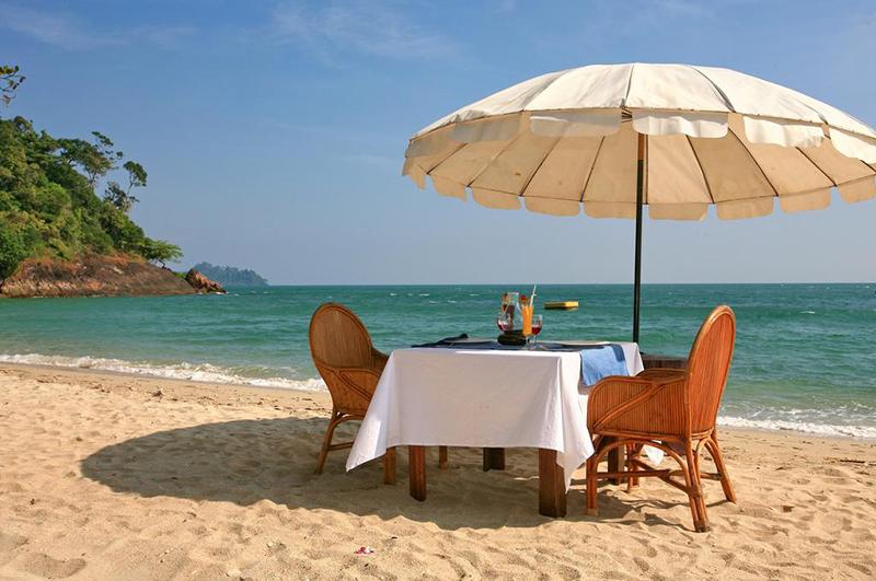 Фото пляжа Кай Бей остров Ко Чанг