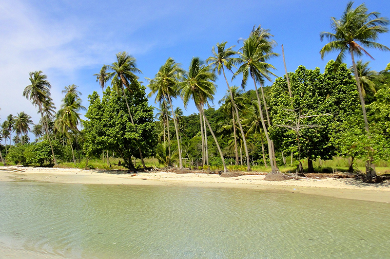 Фото пляжа Лонг Бич остров Ко Чанг