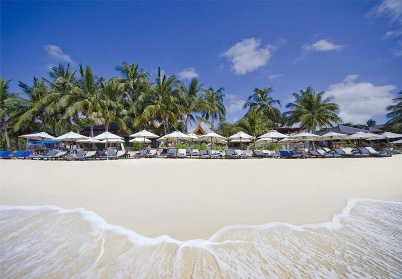 Лучшие пляжи Самуи для отдыха с детьми: фото пляжа Ламай