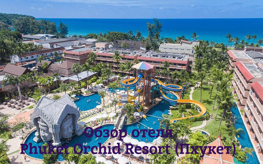 Фото отеля Орхид Пхукет (Phuket Orchid Resort)