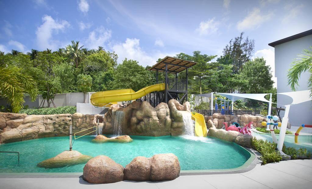 Фото бассейна в OZO Hotel Phuket