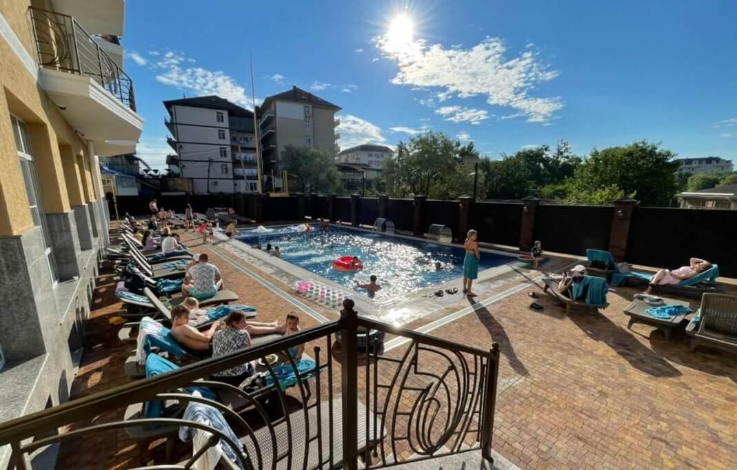 Фото отеля «Дивный мир. Капкана Бэй»