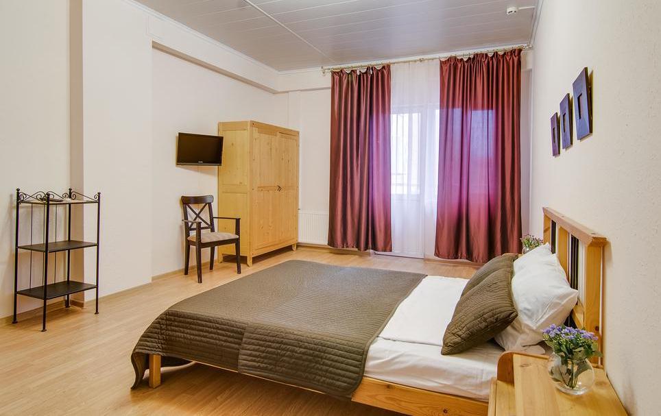 «Южный город» - недорогой отель с «все включено» в Анапе