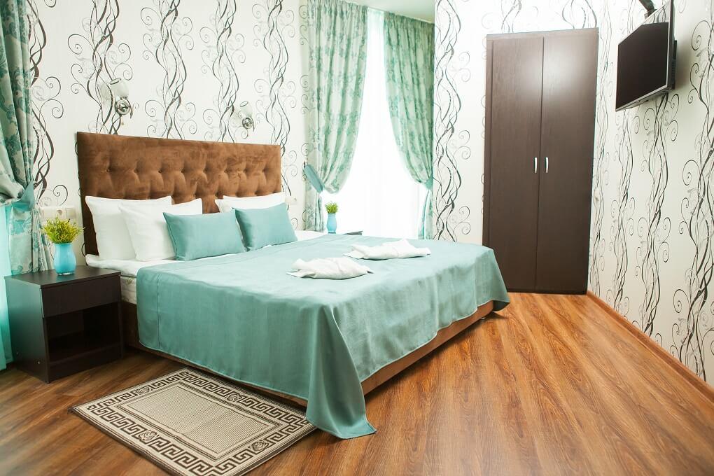 Фото номера в гостинице Кипарис в Адлере