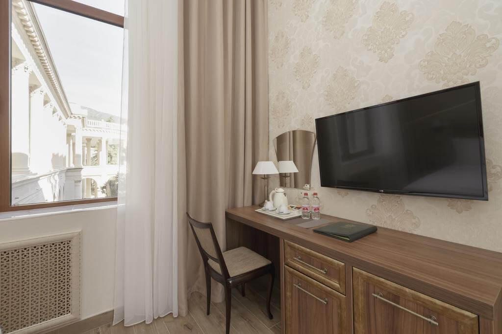 Фото номера в Amra Park-hotel & Spa