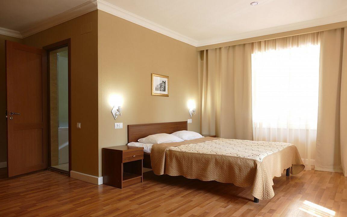Фотография номера в гостинице «Абаата»