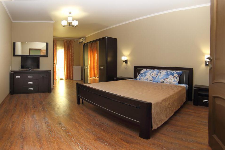 Фото номера в гостинице «Медовый» 4* (Гагра, Абхазия)