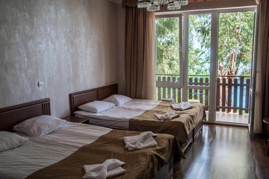 Фото гостевого дома «Сказка»