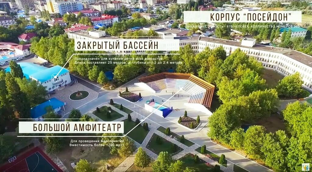 """Фотография детского лагеря """"Вита"""" в Анапе"""