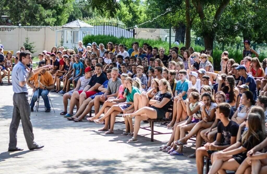Фото Летней школы «Фоксфорд» в Анапе