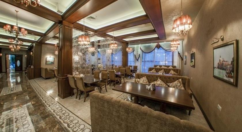 Ресторан в «Белладжио»