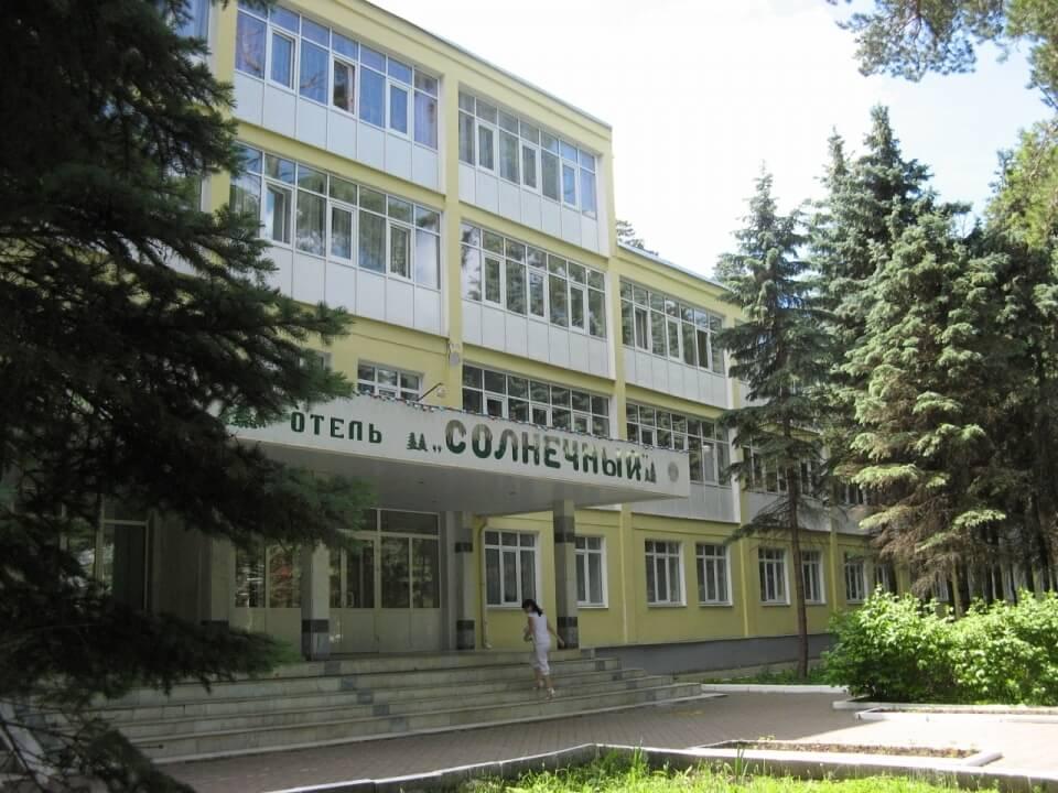 Фото санатория «Васильевский»