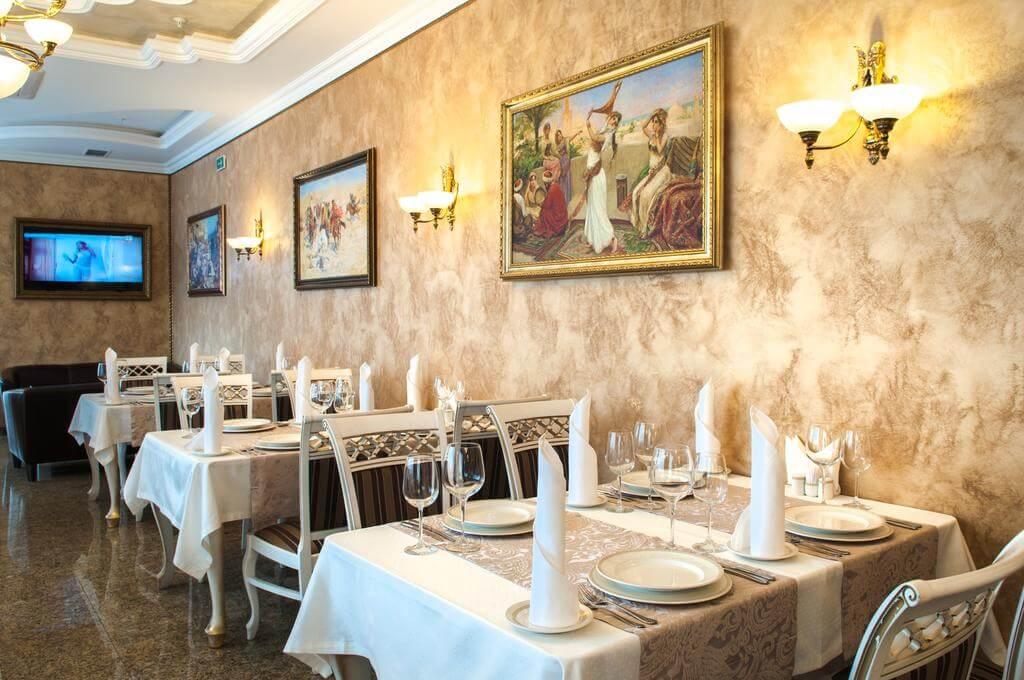 Фото ресторана в Boutique Hotel Buta (Минск)