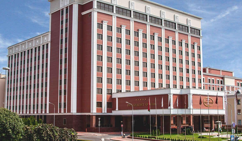 Фото Президент-Отеля