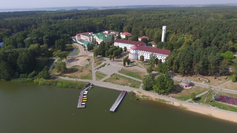 Фото санатория «Белорусочка»