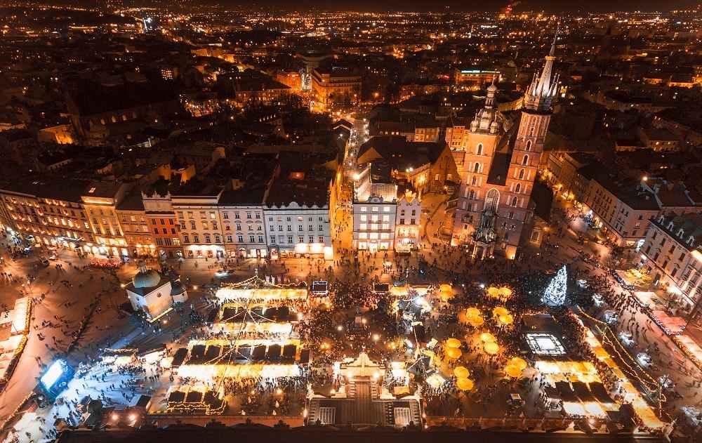 Фото Кракова