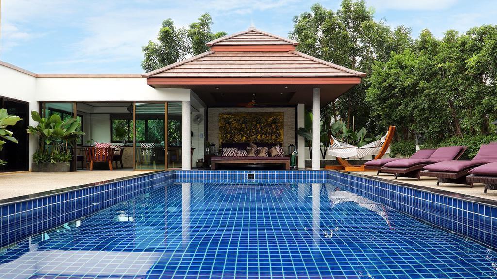 Фотография бассейна в отеле Phuket Cleanse