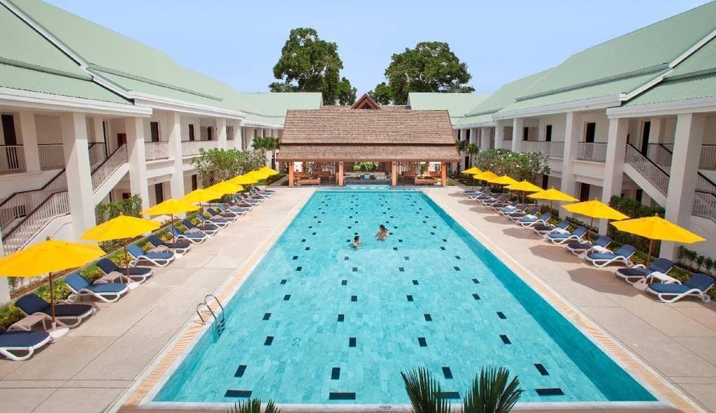 Thanyapura - лучший спорт-отель на Пхукете