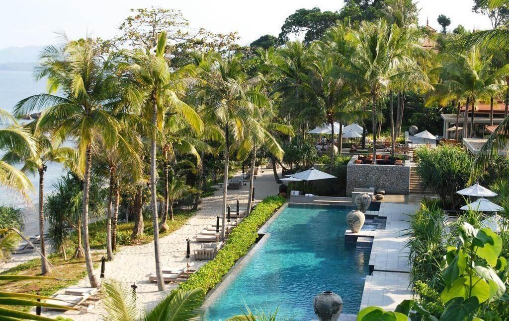 Фото Trisara Phuket Hotel