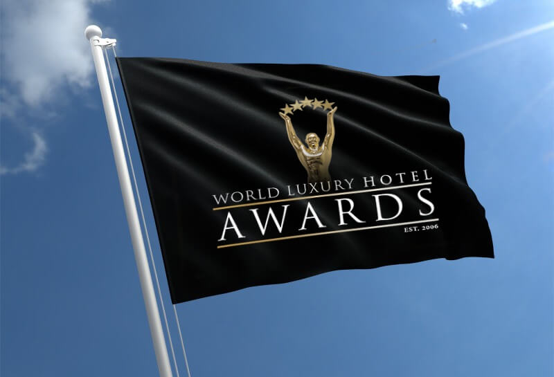 Логотип World Luxury Hotel Awards