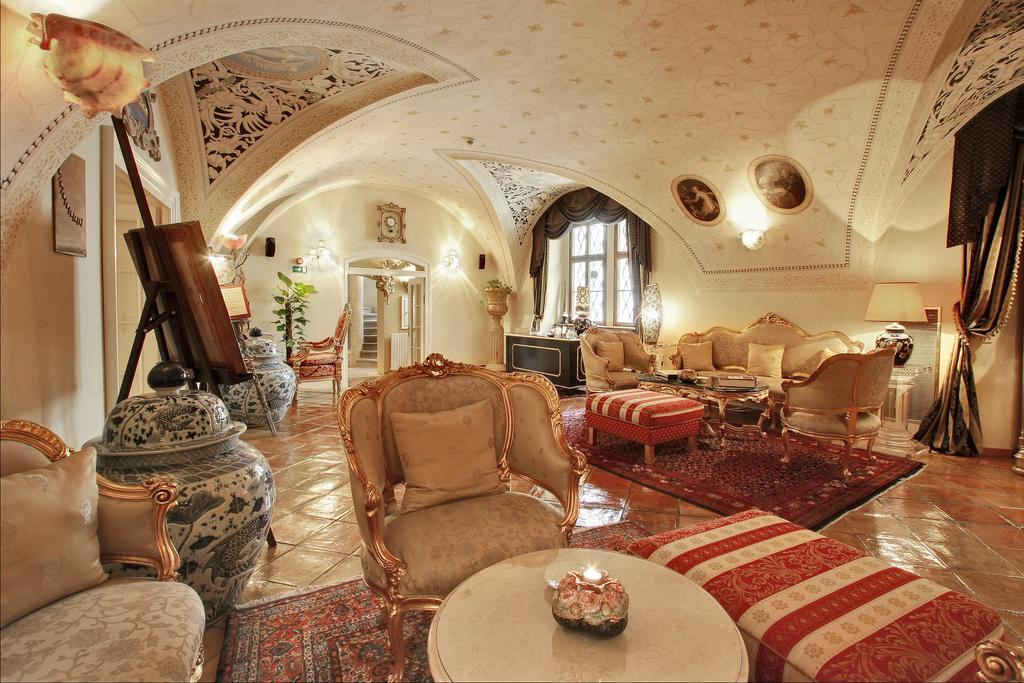 Alchymist - лучший отель в Праге по мнению Forbes