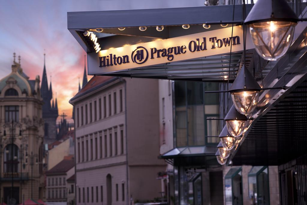 Фото отеля Hilton Prague Old Town - одного из лучших в Праге