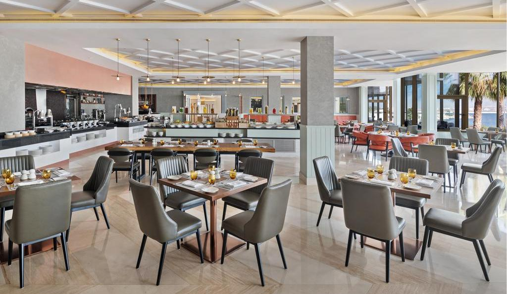 Питание по системе All Inclusive в отелях сети Jebel Ali (Дубай)
