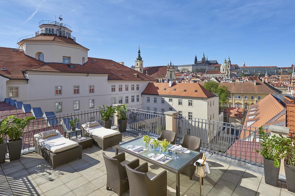 Фото Mandarin Oriental Prague