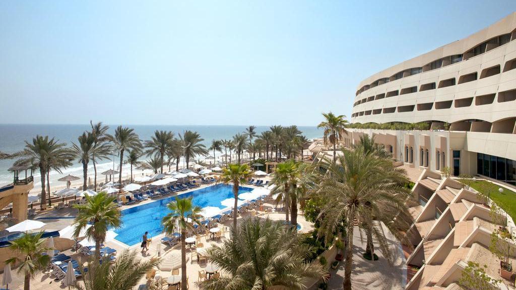 Фото отеля Occidental Sharjah Grand (Шарджа) с системой All Inclusive