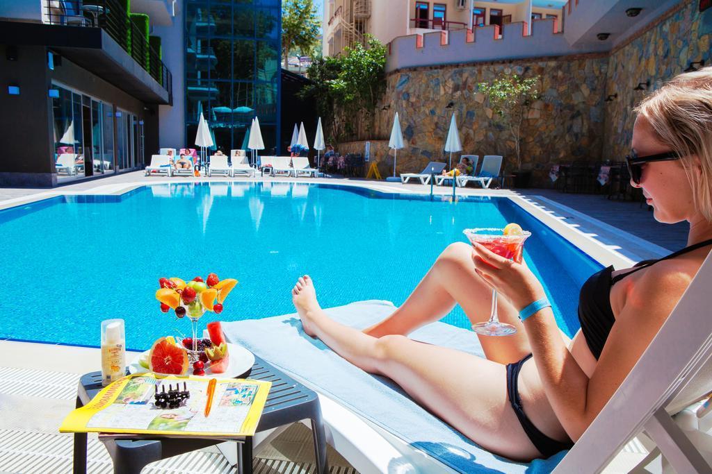 Фото Ramira City Hotel - один из лучших отелей «всё включено» в Аланье (Турция)