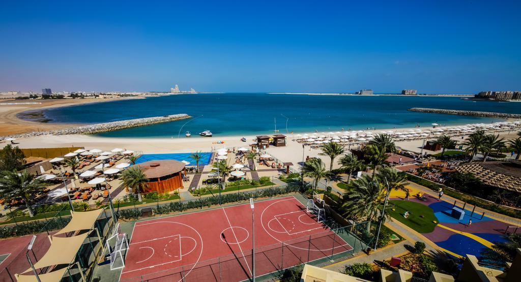 Фото пляжа Rixos Bab Al Bahr Ultra All Inclusive