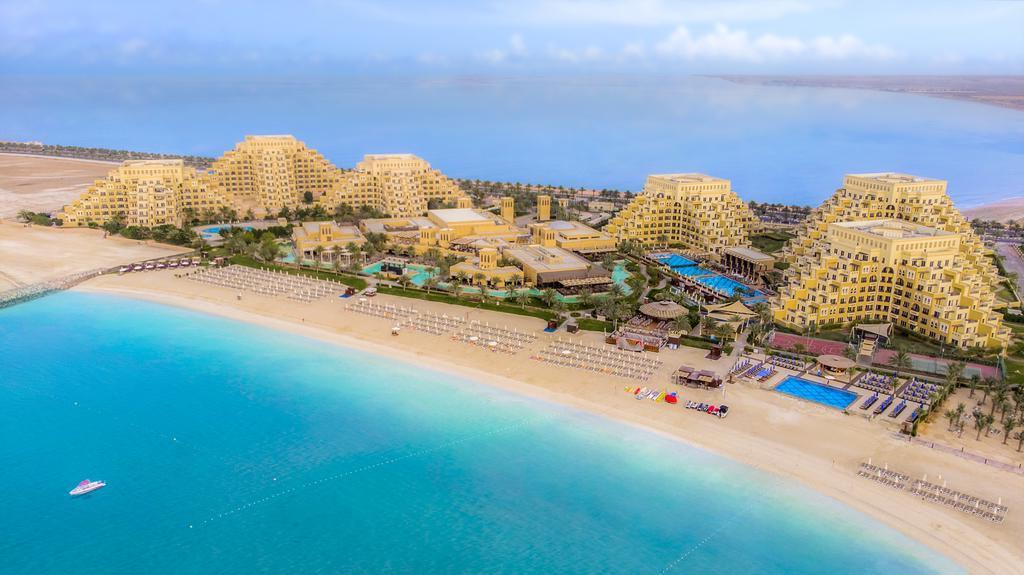 Вид на комплекс Rixos Bab Al Bahr Ultra All Inclusive