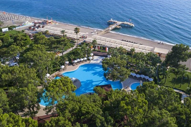 Фото Seven Seas Hotel Life - №1 в списке лучших отелей Кемера на Booking