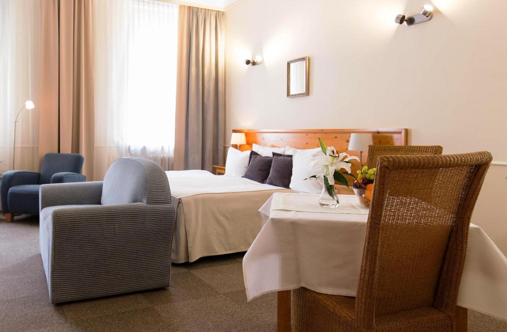 Unitas Hotel - лучшая гостиница в Праге по отзывам на Tripadvisor