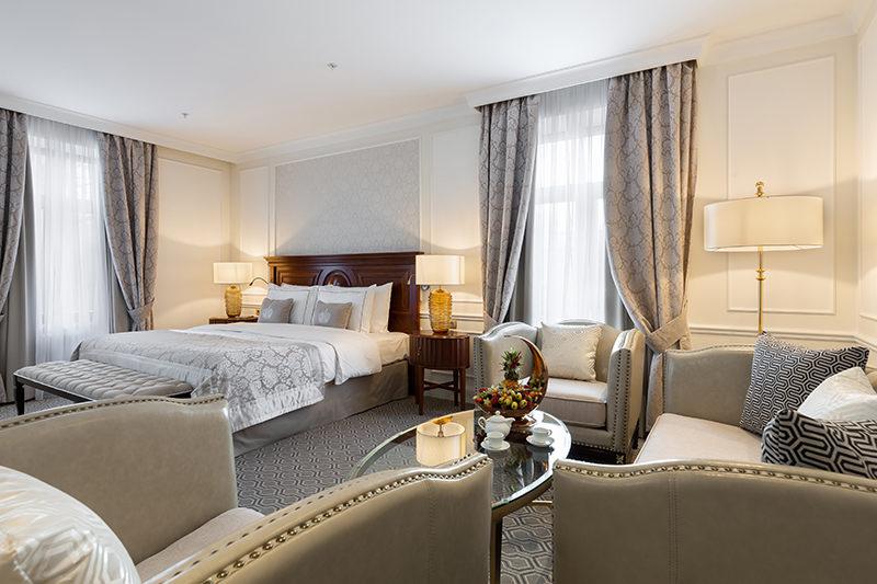 Фото номера в отеле Tsar Palace