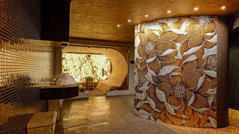 СПА в Tsar Palace Luxury Hotel