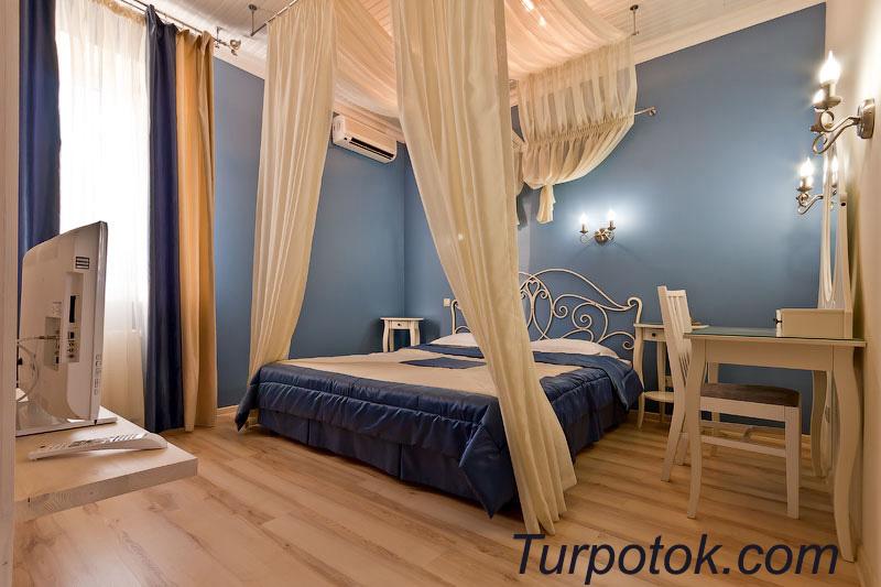 Фото отеля Альбатрос. Номер 13 в рейтинге отелей Анапы для отдыха с детьми