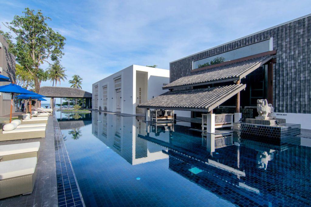 Фото территории отеля Awa Resort Koh Chang