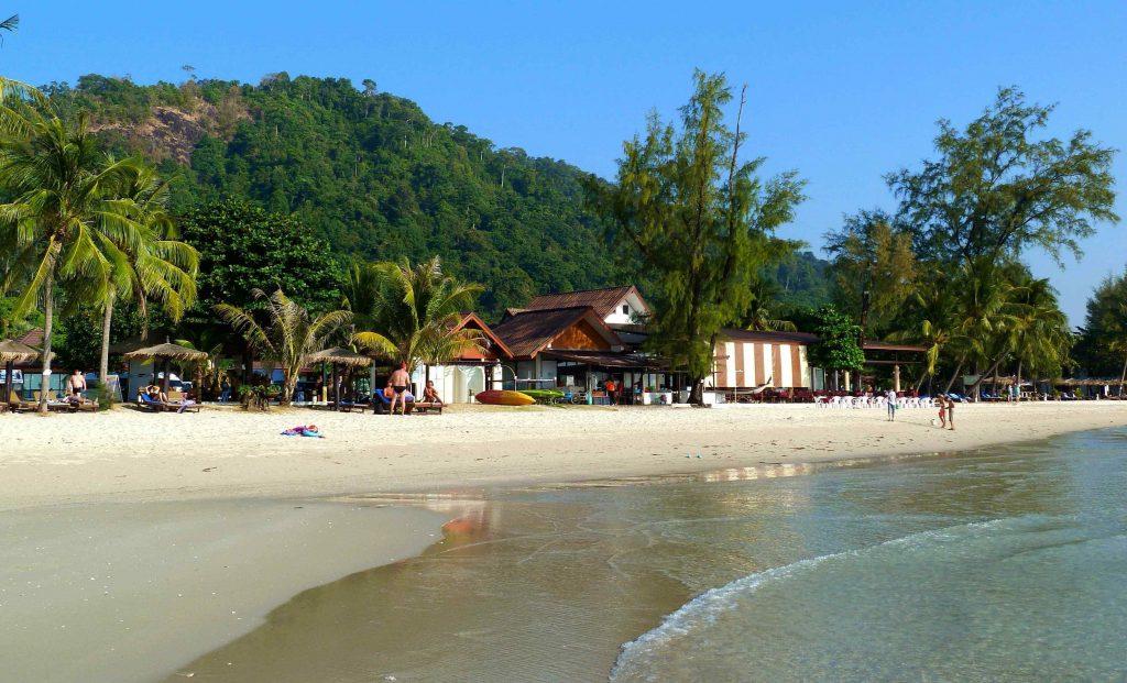 Фото пляжа Клонг Прао