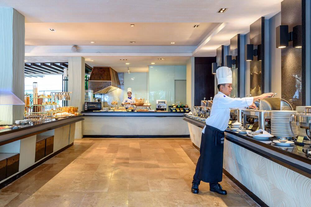 Фото ресторана отеля Mercure Koh Chang Hideaway