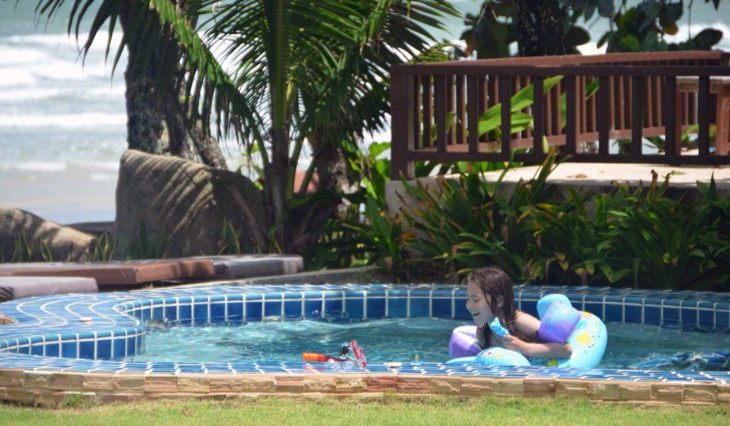 Фото детского бассейна в Кача Резорт