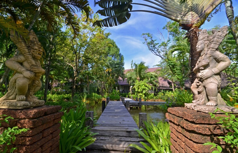 Фотография территории отеля Рамаяна Ко Чанг