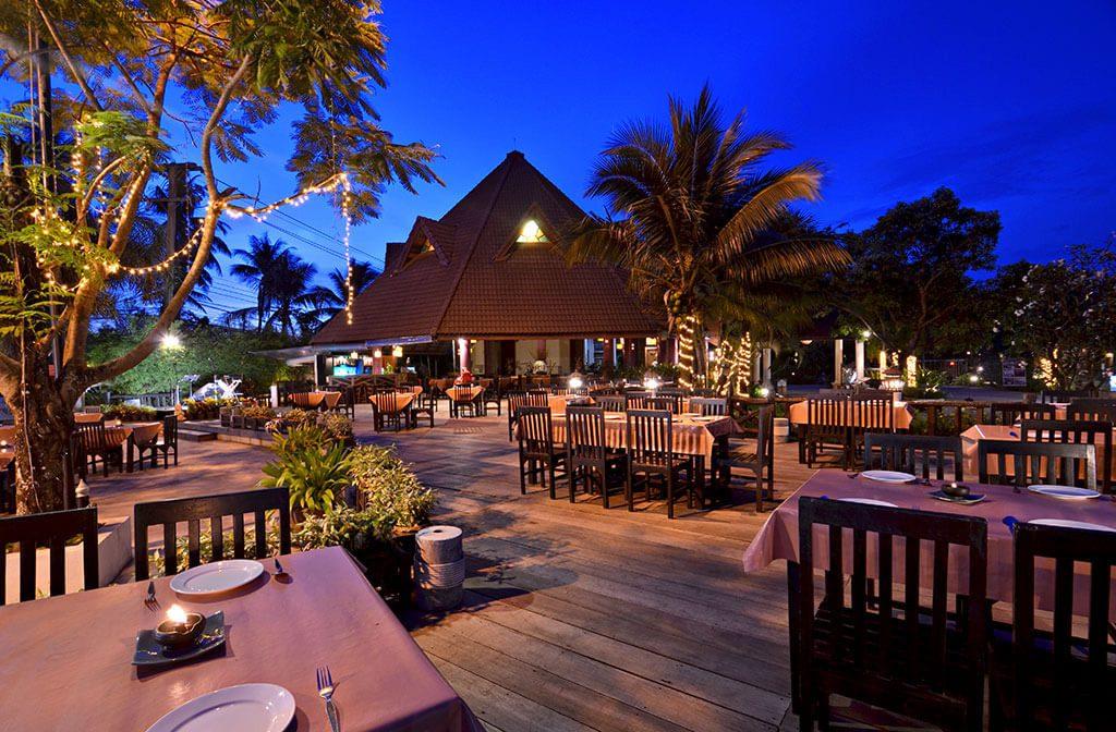 Фотография ресторана в отеле Рамаяна Ко Чанг