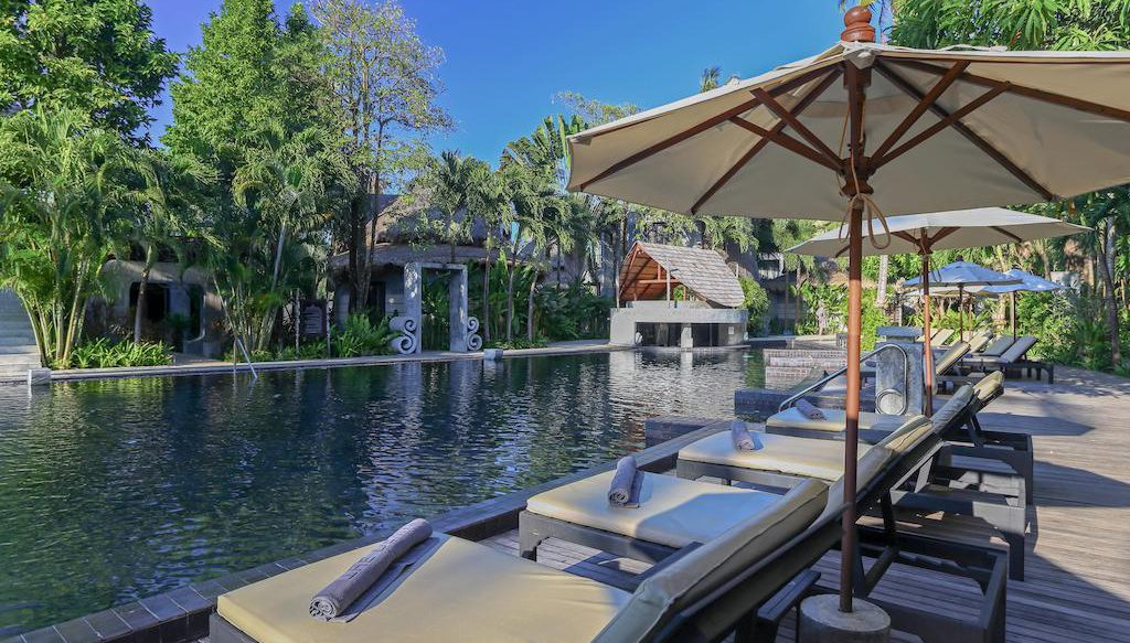 Фото плавательного бассейна отеля The Dewa Koh Chang