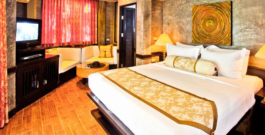 Фото номера в отеле The Dewa Koh Chang