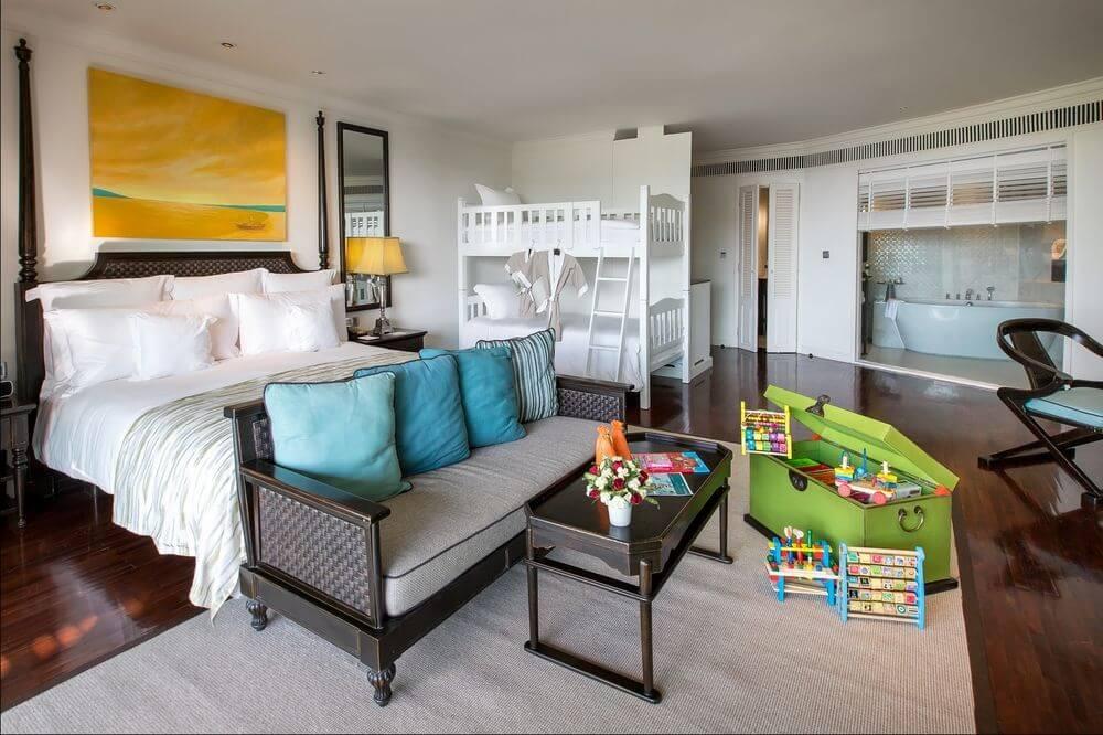 """Фото отеля InterContinental для статьи """"Лучшие отели Самуи для отдыха с детьми"""""""