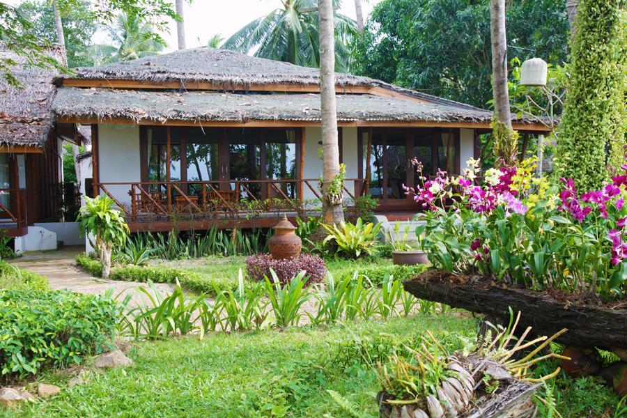 Фото отеля Lipa Lodge Beach Resort